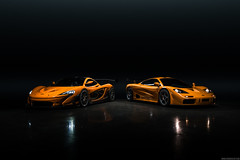 McLaren F1LM & P1LM (jeremycliff) Tags: mclaren f1lm f1 mclarenf1 mclarenp1 p1lm mclarenf1lm mclarenp1lm supercar exotic rare hypercar car automotive automotivephotography automotivephotographer chicagoautomotivephotography chicago nikon d850 lightpaint light paint strobist strobe jeremycliff jeremycliffcom jeremycliffphotography illinois