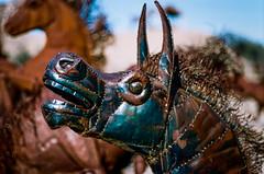 Horse (LXG_Photos) Tags: 80f19 agfa agfavistaplus200 analog efm film ricardobreceda artwork statue horse