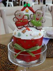 Natale si avvicina.. (antonè) Tags: gingerbreads cupcake dolce natale sassari christmas noel antonè pasticceria pâtisserie