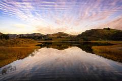 Rodeo Lagoon (sberkley123) Tags: california z7 2470mm nikon sunset marin rodeobeach rodeolagoon reflections colors ocean usa coast pacific sanfrancisco