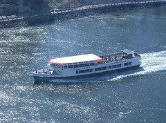 sightseeing on the east river on brisk spring morning (wmpe2000) Tags: 2018 nyc spring nyp hospital view eastriver rooseveltisland boat circlelinesightseeingboat img1570a