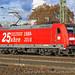 DB Regio, 146 221-7 : 25 Jahre DB ZugBus Regionalverkehr