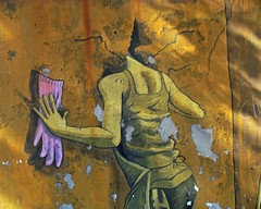 Urban art (carlos_ar2000) Tags: arte art calle street color colour surreal graffiti pared muro wall buenosaires argentina