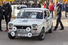 Monte-Carlo Historique 011 (Escursso) Tags: 258 127 1973 2019 22e barcelona barcelone catalonia catalunya cotxes fia historique montecarlo seat cars classic historic motorsport racing rally rallye spain