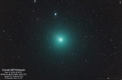 Comet 46P/Wirtanen - ISO 6400 (CajunAstro) Tags: 46p wirtanen comet astrophotography televue telescope tv85 space stars nightsky astrometrydotnet:id=nova3109925 astrometrydotnet:status=solved 46pwirtanen