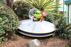 """Lego Alien Spacecraft • <a style=""""font-size:0.8em;"""" href=""""http://www.flickr.com/photos/28558260@N04/46311678231/"""" target=""""_blank"""">View on Flickr</a>"""