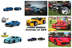 2018 - A Content Summary by TheGarageBoy (TheGarageBoy) Tags: review anniversary