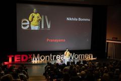 Tedxmontrealwomen 2018 - crédit photo Gaëlle Vuillaume-24