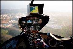 ROBINSON R44 RAVEN II (J.P.B) Tags: ravenii aviation helicopter cockpit robinson flight