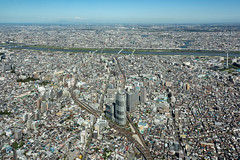 20180930_Cityscape_001 (jnspet) Tags: tokyo tokyoskytree japan cityscape city perspective buildings aerial architecture landscape skyline urban birdseyeview
