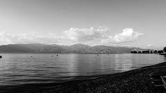 Αβυθος Αιγιου DSC07942 (omirou56) Tags: 169ratio clouds reflection mountains greece peloponnisos peloponisos peloponnese blackwhite blackandwhite bw monochromo sea sky ασπρομαυρο ασπρομαυρη συννεφα ουρανοσ ελλαδα πελοποννησοσ θαλασσα αντανακλαση βουνα seascape