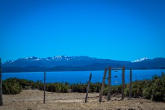 We are starting to see snow capped mountains the further south we go into Argentina.