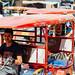 Queue of Autorickshaws, Varanasi India