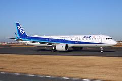 JA140A_HND_140119_KN_190 (JakTrax@MAN) Tags: ja140a hnd rjtt inspiration japan ana all nippon airways nh tokyo haneda airport airbus a321 a321neo 321neo neo 321