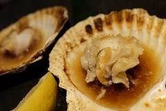 帆立の佐渡バター焼き (HAMACHI!) Tags: tokyo 2018 japan ueno oysterbar diningrestaurant izakaya 佐渡島へ渡れ上野店