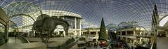 Trinity Leeds (EricMakPhotography) Tags: sky mall cloud panorama