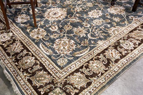 Room size oriental rug ($504)