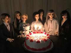 Happy 10th Birthday F38 Christian (infinity_zero) Tags: doll resin f38 volks fcs