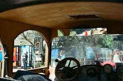 Mirror (-Chack-) Tags: canonae1program canonae1 canon kodak kodakportra400 film analogo analoge analog pushed chile ciudad chilenidad fonda tren 50mmf18