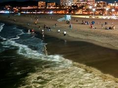 Santa Monica Pier .18/11 (Basic LA) Tags: santamonica santamonicaca santamonicapier la socal losangeles california pacificocean beach