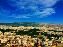 Athens | Greece (maryduniants) Tags: bluesky cityscape europe greece athens