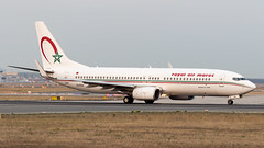 Boeing 737-85P(WL) CN-ROH Royal Air Maroc (William Musculus) Tags: airport spotting aviation plane airplane cnroh royal air maroc boeing 73785pwl frankfurt am main rhein frankfurtmain fraport fra eddf flughafen ram at 737800 william musculus