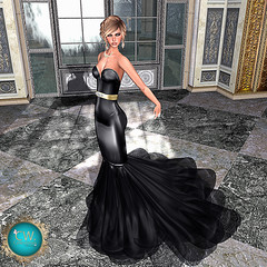 LuceMia - Celestina's Weddings (2018 SAFAS AWARD WINNER - Favorite Blogger - MISS ) Tags: vanityevent celestinasweddings event exclusive gown dress outfit beck cwbeckgowndress colors sl secondlife mesh fashion creations blog beauty hud models lucemia
