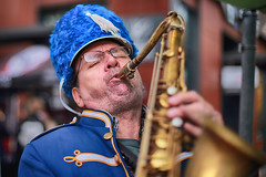 Baker Street (Ian Sane) Tags: ian sane images bakerstreet ankeny square old town portland oregon saturday market street performer busker saxophone player southwest naito parkway canon eos 5ds r camera ef50mm f14 usm lens nifty fifty eddenglish