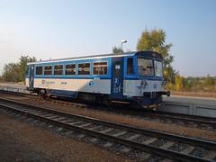 Rudna - 07-10-2018 (agcthoms) Tags: czechrepublic rudnauprahy station railways trains cd ceskedrahy czechrailways