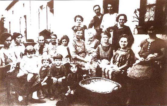 Réfection de matelas - 1930