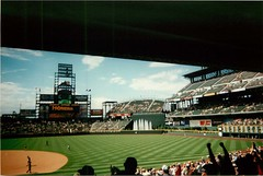 "Coors Field • <a style=""font-size:0.8em;"" href=""http://www.flickr.com/photos/109120354@N07/32156075568/"" target=""_blank"">View on Flickr</a>"