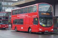 Rail Supplement: Hireyourtransport (ex Go Ahead London WVL44) Volvo B7TL/Wright Eclipse Gemini S44HYT (formerly LF52ZRC) Barking Station 24/11/18 (TheStanstedTrainspotter) Tags: rail replacement railreplacement bus buses transport public london tfl transportforlondon publictransport lot loj overground goblin gospeloak barking walthamstowcentral sevensisters hireyourtransport goaheadlondon goahead wvl44 volvo b7tl wright eclipse gemini volvob7tl wrighteclipsegemini s44hyt lf52zrc