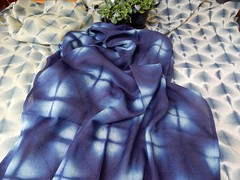 3 etoles bleues