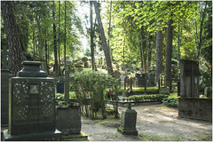 150- CEMENTERIO DE ANTAKALNIS- VILNIUS - LITUANIA-1 (--MARCO POLO--) Tags: ciudades cementerios curiosidades