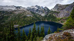 Lower Thornton Lake (keithc1234) Tags: mountainlake mountains landscape northcascadesnationalpark hiking wilderness
