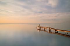 Winter 2019 (Aglioni Simone) Tags: pontile pier nd garda lake