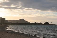 Diamond Head (ALOHA de HAWAII) Tags: alamoanabeachpark