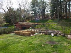 P1080025 (LPompey) Tags: garden strawbale strawbalegarden gardening