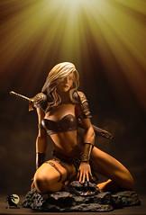 Arhian Forever 16 (Desert Dragon Visual Arts) Tags: arhstudios arhian arhianforever statue