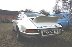 1973 Porsche 911 Carrera RS (CA_Automotivephotography) Tags: porsche porsche911 porsche911carrerars 1073 911carrera 911carrerars white classic 911 carrera rs carrears