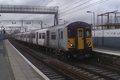 317729 (Rob390029) Tags: national express east anglia class 317 317729 emu electric multiple unit train track tracks rail rails travel travelling transport transportation transit public bethnal green railway station bet london geml great eastern mainline