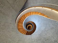 AF268 (Et-Lin) Tags: spiral stairs architecture urban element minimal minimalism