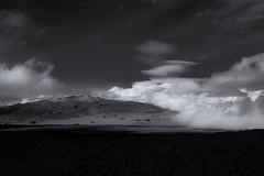 Mauna Kea (mutrock) Tags: maunakea clouds mountain volcano monochrome 2018 hawaii bigisland hi hawaiianislands usa unitedstates