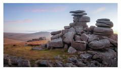 Great Staple Tor (Rich Walker Photography) Tags: dartmoor devon landscape landscapephotography landscapes landmark tor tors rock granite stone sky morning sunrise dawn england canon efs1585mmisusm eos eos80d