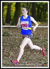 Robyn Greenway (8) (nowboy8) Tags: nikon nikond500 xc nationalxcrelays mansfield berryhillpark notts crosscountry relays relay woods cleethorpesac cleeac team