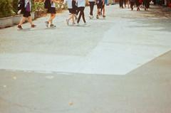 209 (pewpewclaudia) Tags: feet walking park stroll taipei taiwan film walk filmisnotdead filmphotography analog analogue 35mm