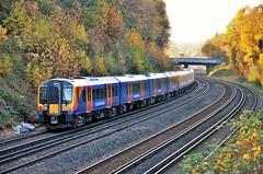 Mix n' match Desiros..... (stavioni) Tags: 444027 450565 class444 class450 siemens desiro emu electric multiple unit rail train swr swt south western railway west trains