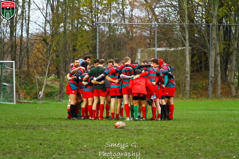 Senioren 1 Rugby Mechelen - ROC Ottignes