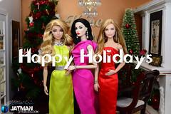 JATMAN Holidays 2018 - 004 (JATMANStories) Tags: barbie mattel fashionroyalty 16scale 16