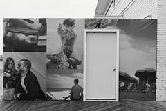 R3-059-28 (David Swift Photography) Tags: davidswiftphotography newjersey asburyparknj boardwalk jerseyshore murals photography doors publicart 35mm film nikonfm2 ilfordxp2